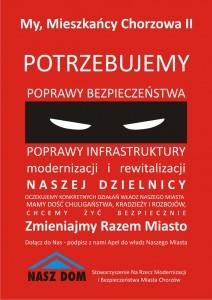 My Mieszkańcy Chorzowa II