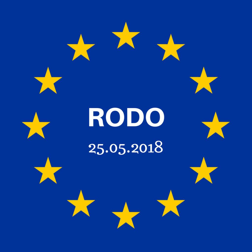RODO od maja 2018 i 9 zmian dla obywateli.